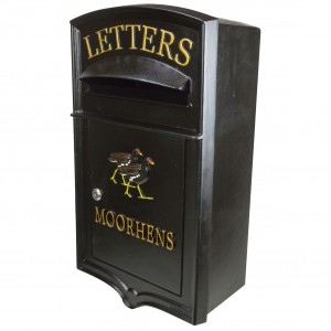 Cast Iron Letter Boxes