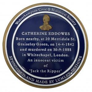 Cast Iron Commemorative plaque