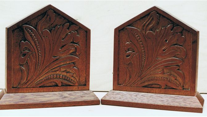 Wood_carved_book_ends