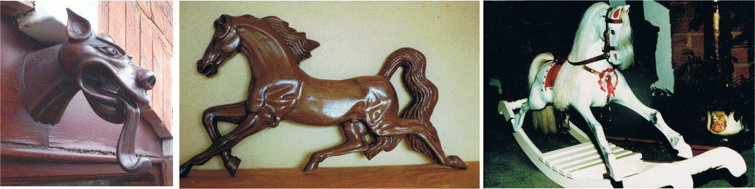 Woodcarving_Rocking_Horse_Gargoyle