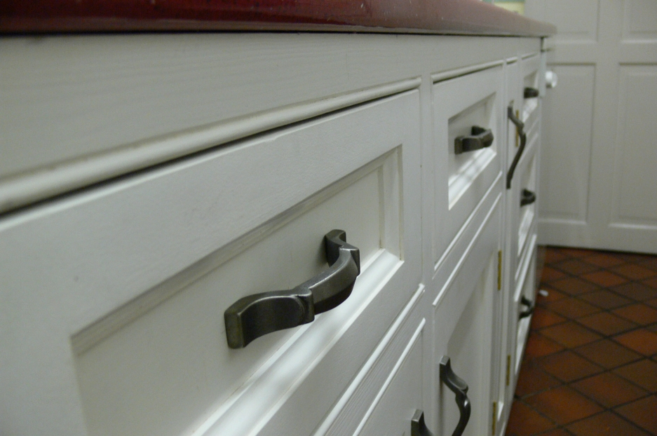 Cast iron cabinet draw and door handles lumley designs Fingertip design kitchen door handles