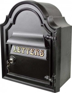 Surface Mounted Letter Boxes
