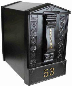 Bantock letterbox