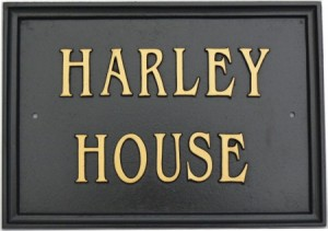 House Name Signs Lumley Designs