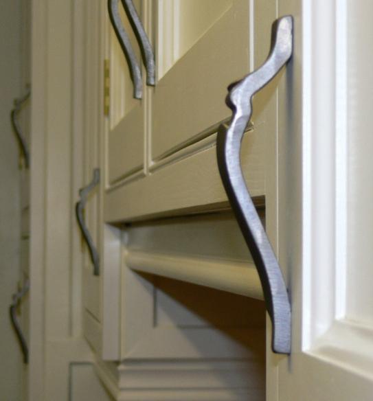 Kitchen Door Handles Robust Cast Iron By Lumley Designs