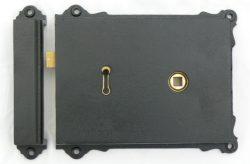 Rim lock cover