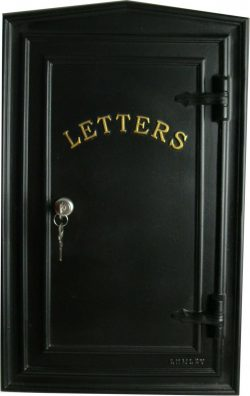 Letterbox Rear Doors and Boxes