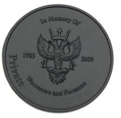 cast iron memorial plaques custom made
